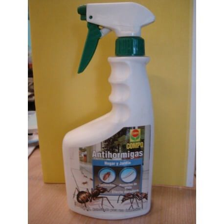 ANTI HORMIGAS PISTOLA - 750ml