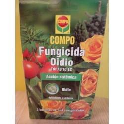 FUNGICIDA OIDIO - 2 x 5ml
