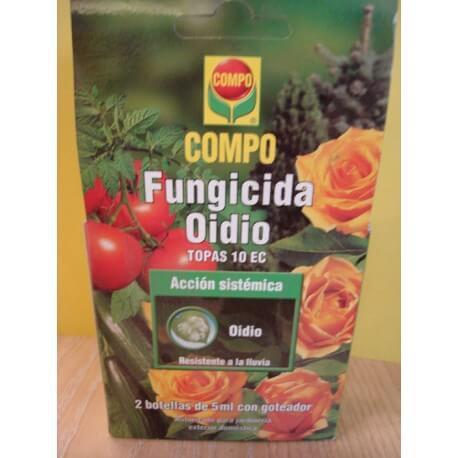 FUNGICIDA OIDIO - 2x5ml