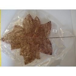 HOJA G SISAL 50 X 50 CM CHOCOLATE