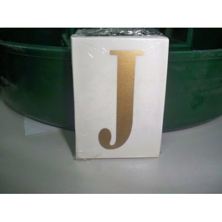 LETRA ( J ) X 25 UND