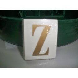 LETRA ( Z ) X 25 UND