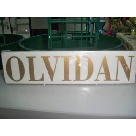 OLVIDAN X 25 UND