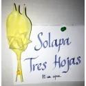 SOLAPA DE 3 HOJAS HASTA 15CM